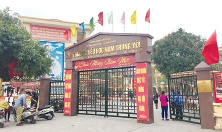 Vụ Nam Trung Yên: Giáo viên rớt nước mắt vì tai tiếng nhà trường - 1