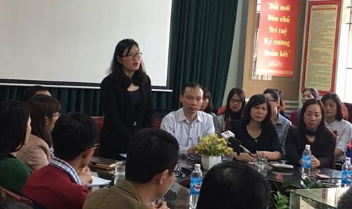 Vụ Nam Trung Yên: Giáo viên rớt nước mắt vì tai tiếng nhà trường - 2
