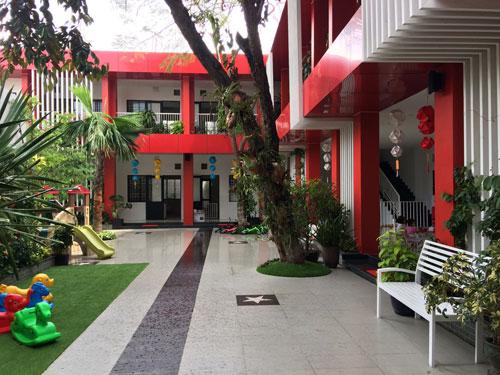 Trường mầm non đầu tiên đạt chuẩn Công Trình Xanh tại Gò Vấp - 2