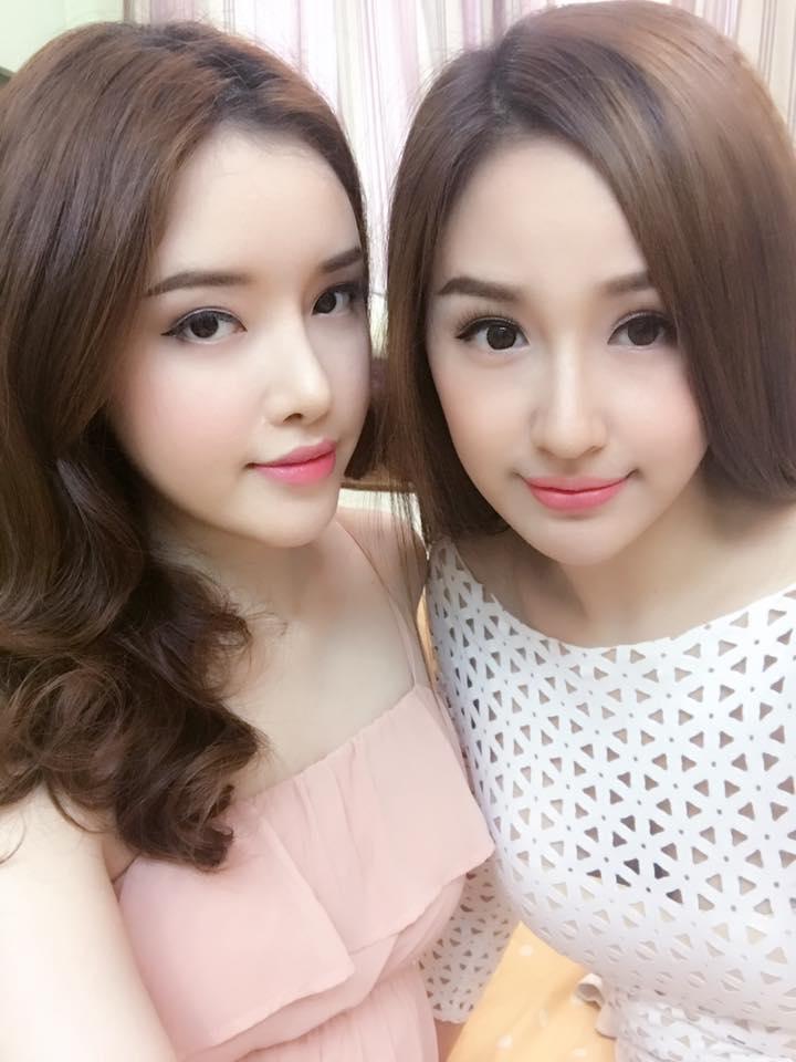 Mai Phương Thúy khoe em gái đẹp ngang ngửa chị hoa hậu - 2