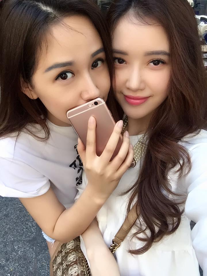 Mai Phương Thúy khoe em gái đẹp ngang ngửa chị hoa hậu - 5