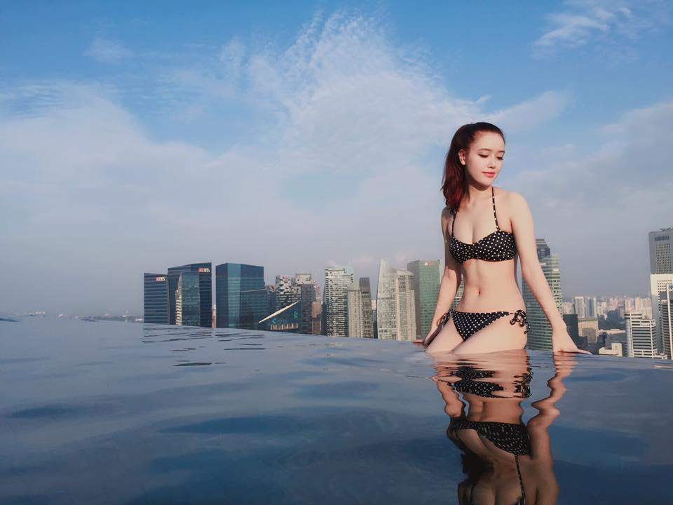 Mai Phương Thúy khoe em gái đẹp ngang ngửa chị hoa hậu - 6