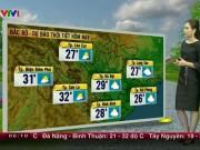 Dự báo thời tiết VTV 22/2: Bắc Bộ nắng nóng trước khi đón không khí lạnh
