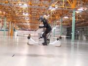 """Xe môtô bay cho """"Chiến tranh giữa các vì sao"""""""