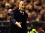 """Zidane: """"Real thua trận chỉ sau 10 phút đầu"""""""