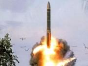 Tên lửa liên lục địa Nga sẵn sàng khai hỏa ngay lập tức