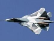 Nga thử tên lửa trên chiến đấu cơ tàng hình T-50 mới nhất