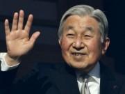 Nhật Bản sắp có Thiên hoàng mới?