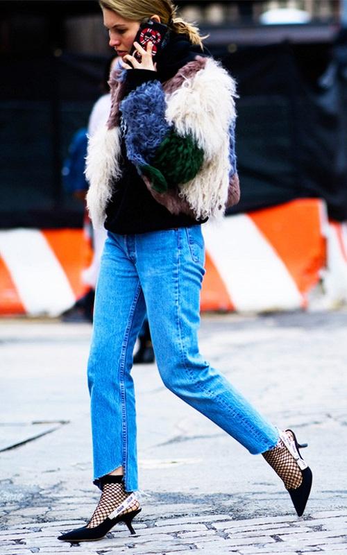 Muốn mặc jeans đẹp, nhất định phải có 4 kiểu giày - 3