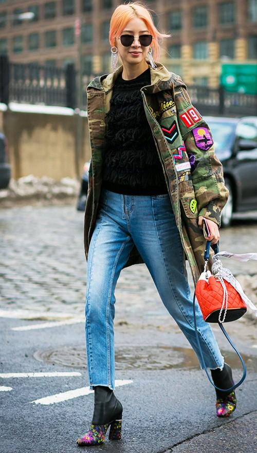 Muốn mặc jeans đẹp, nhất định phải có 4 kiểu giày - 2
