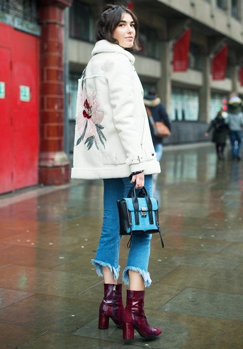 Muốn mặc jeans đẹp, nhất định phải có 4 kiểu giày - 1
