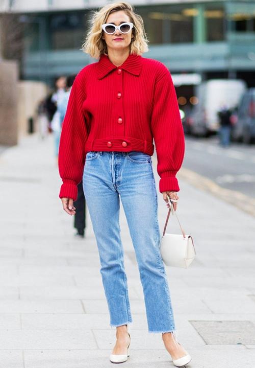 Muốn mặc jeans đẹp, nhất định phải có 4 kiểu giày - 8