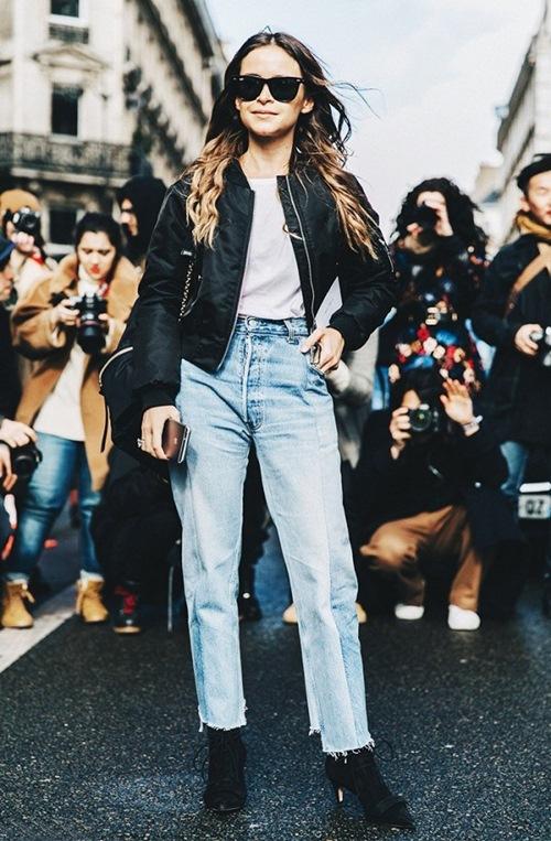 Muốn mặc jeans đẹp, nhất định phải có 4 kiểu giày - 12