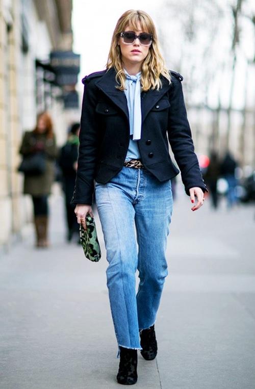 Muốn mặc jeans đẹp, nhất định phải có 4 kiểu giày - 11