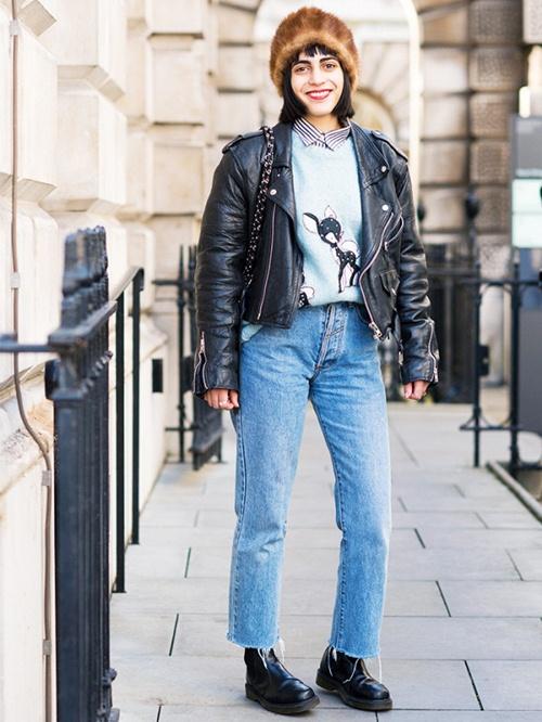 Muốn mặc jeans đẹp, nhất định phải có 4 kiểu giày - 15