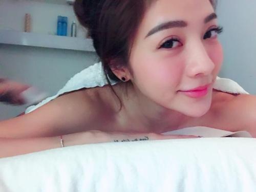 Khỏa thân trong tuyết, hot girl xứ Đài bị nghi ngờ chiêu trò - 6