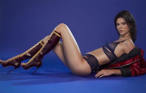 Hot girl Hollywood mê mệt mốt mặc nội y xuyên thấu - 5