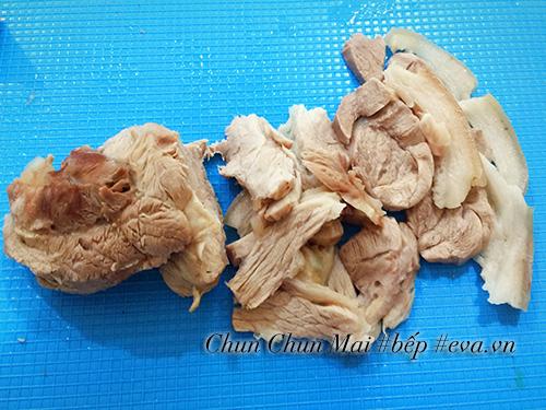 Tự làm bún đậu mắm tôm cho ngày lười nấu cơm - 3