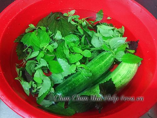 Tự làm bún đậu mắm tôm cho ngày lười nấu cơm - 4