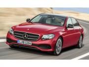 Mercedes E250 2017 giá 2,5 tỷ đồng sắp ra mắt Việt Nam