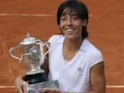 """Thể thao - Scandal tennis: Tay vợt nữ gạ trai đẹp """"giao lưu"""""""