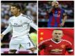 Sao bóng đá nổi nhất Trung Quốc: Không thể vắng Rooney