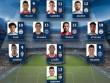 Đội hình lượt đi V1/8 cúp C1: Falcao lu mờ Messi - Ronaldo