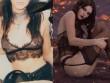 Hot girl Hollywood mê mệt mốt mặc nội y xuyên thấu