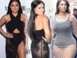 Mỹ nữ béo núng nính gây sốt với bodysuit, váy trong suốt