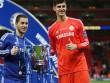 Tiết lộ: Chelsea cam chịu bán Hazard & Courtois cho Real