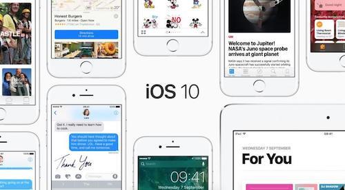 Apple tung iOS 10.2.1: Chưa xử lý dứt điểm lỗi sập nguồn - 1
