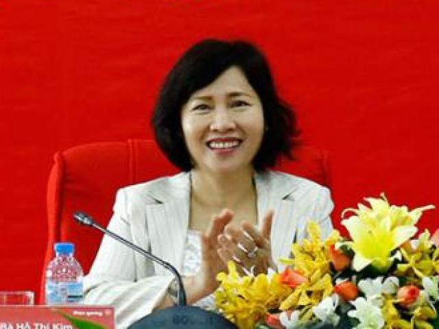 Cục Chống tham nhũng nói về việc kiểm tra tài sản của bà Kim Thoa