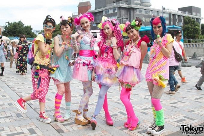 Tiếc nuối cho phong cách Harajuku chính thức bị khai tử! - 2