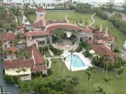 Thế giới - Chiêm ngưỡng dinh thự 200 triệu USD Trump tiếp khách quý