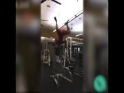Clip hài: Những pha tai nạn cực thốn khi tập gym