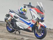 Yamaha NMax độ xe đua nhìn cực chất của dân chơi