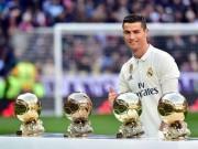 """10 huyền thoại định nghĩa về Ronaldo: """"Có CR7 là dẫn 1-0"""""""