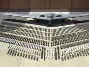 """Máy bay ném bom B-2 """"sẵn sàng chiến tranh gấp 1.000 lần"""""""