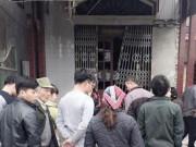Tin tức trong ngày - Nhà trưởng công an xã bị nổ tung cửa
