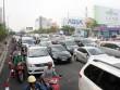 Làm cầu giải cứu sân bay Tân Sơn Nhất, kẹt xe từ sáng đến trưa