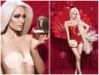 Paris Hilton đẹp nuột nà như búp bê dù đã U40