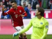 Bayern Munich - Hamburg: Vùi dập không thương tiếc
