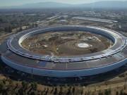 """12.000 nhân viên Apple sắp vào làm việc trong trụ sở """"phi thuyền"""""""