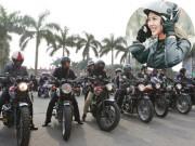 Cận cảnh dàn mô tô tiền tỉ ít thấy diễu hành tưởng nhớ Trần Lập