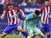 Bóng đá - Atletico Madrid - Barcelona: Định đoạt bởi anh hùng
