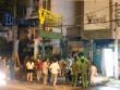 Tiệm Spa bốc cháy giữa đêm, nhiều người bỏ chạy tán loạn