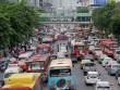 Thái Lan đứng đầu thế giới về mức độ tắc đường