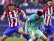 Atletico Madrid - Barcelona: Anh hùng ra chân giật 3 điểm