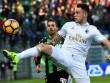 Sassuolo - AC Milan: Thắng trong tai tiếng