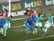 TRỰC TIẾP Atletico Madrid - Barcelona: Messi chớp thời cơ cực nhanh